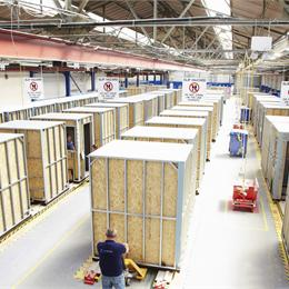Bathroom pod manufacture | Offsite Solutions