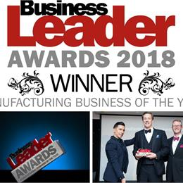 Business Leader Awards Finalist | Offsite Solutions