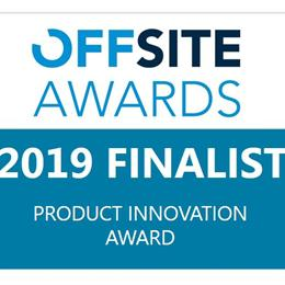 Finalist for Product Innovation of the Year | Offsite Solutions