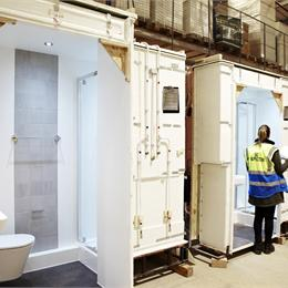 Quality control for bathroom pods | Offsite Solutions