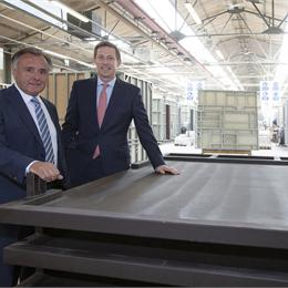 Acquisition of steel fabrication business | Offsite Solutions