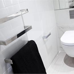 Tiled bathroom pods | Offsite Solutions