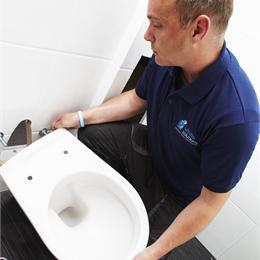 bathroom pod fitting out | Offsite Solutions