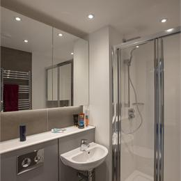 Enhanced GRP Shower pod | Offsite Solutions