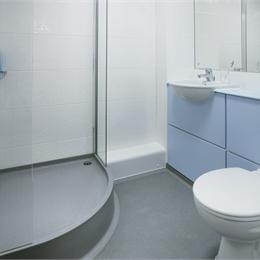 Demountable bathroom pod