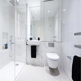 High specification bathroom pods | Offsite Solutions