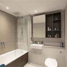 High specification bathroom pods for apartments | Offsite Solutions